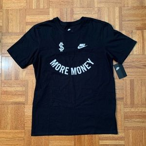 """Nike Sportswear """"More Money"""" Have A Nike Day Tee"""